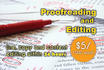 proofread and edit up to 1000 words of any text