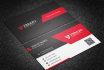 design a modern Business card