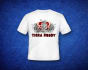 design a attractive modern T Shirt design for you