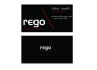 design neat and simple name card for you