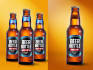 do REALISTIC Beer Bottle Mock up with Your Logo or Photo