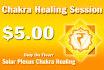 perform a Solar Plexus Chakra healing on you