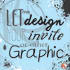 design invitations and other graphics