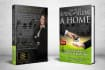 create 3 different 3D book covers for your book