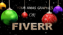 design and animate christmas graphics