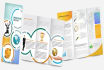 design an elegant annual report and business proposal