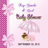create unique and cute baby shower invitation cards