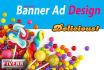 design Professional web banner