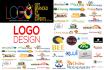 make best logo designing in 1 day
