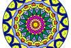 send 25 beautiful mandala designs that you can color