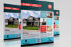 design professional Real Estate flyers
