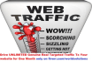 drive UNLIMITED Genuine Real Targeted Traffic To Your website for One Month