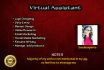 be your personal virtual assistant for 3 hours