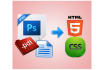 convert your files to HTML format