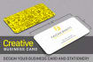 design your Business Card and Stationery