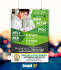 create awesome flyers,leaflets,menu and posters for ad