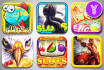 design the best icon for mobile games and apps