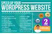 speed up your WordPress website in 12 Hours