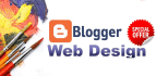 convert Blogger Blogspot with Best Design Website