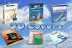 design an Eye CATCHING Flat and 3D eBook Cover