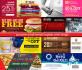 create KILLER Banner ad or social media design