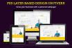 do responsive design with free PSD