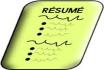write Resume/CV