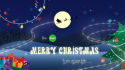 create this magical Christmas greeting video for you