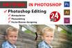 do any Photoshopediting work