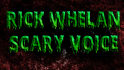 record a Vincent Price voice as heard on Thriller
