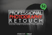 do Professional Photography RETOUCH