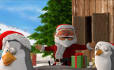 create a SUPER cute Christmas video with Santa