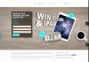 design a small business HTML website
