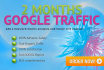 1 MONTH of Search Traffic