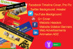 designer Professional web banner,header,Adz,cover