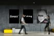 make a mock up advertising space