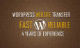 install, transfer, move or migrate Wordpress website