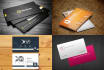 design or Redesign a business card for you