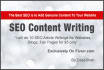 do content writing for websites blogs fan pages