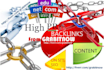 create 5 dofollow PR9 backlinks for your website