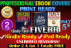 make you a Cool Print Ready eBook Cover