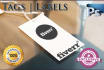 design Labels and Clothing Tags