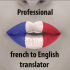 translate french to English or french to English