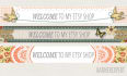 create an AWESOME Etsy Banner for your Store