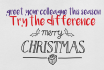 create ATTRACTIVE Christmas video animation