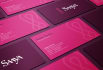 design owsome and Modern business cards For your Brand