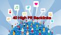 make manual high pr backlinks