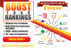 rank you FIRST in Google with Ultimate Seo, Backlinks for website and youtube
