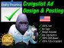post Your Craigslist Ads LIVE