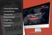 do design your website as a psd